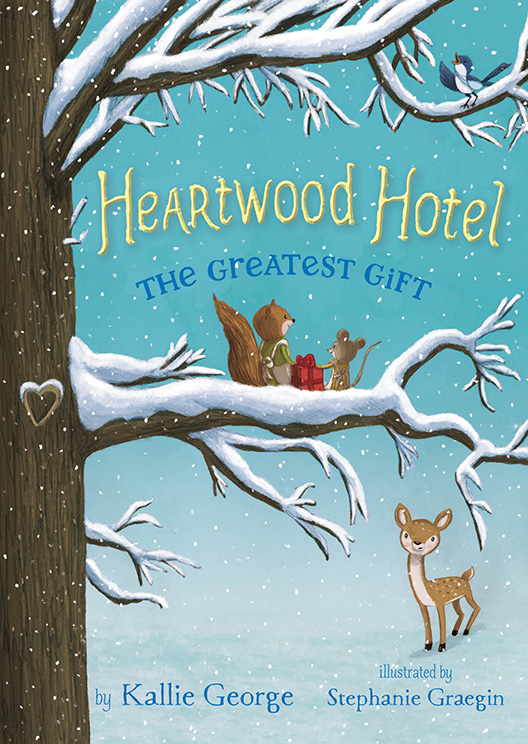 Heartwood Hotel: The Greatest Gift