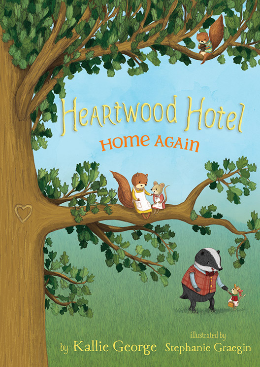 Heartwood Hotel: Home Again